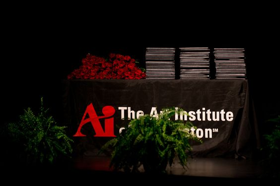 See more of the June 2016 graduation ceremony of the Art Institute of Charleston!