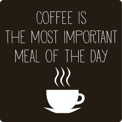 Coffee quotes:
