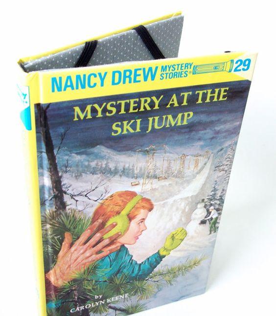 Ereader Cover for Kindle Nook Kobo Nancy Drew Book by retrograndma, $29.99