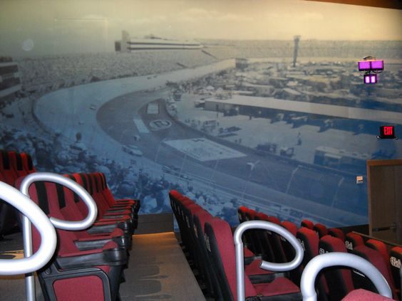 NASCAR Hall of Fame Charlotte, NC