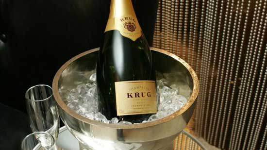 Krug 1928 >> 10 Most Expensive Champagne Brands in the World