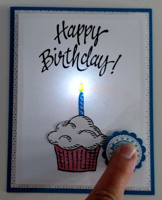 Our stamping group, the NEPA Gigglers have 4 birthdays in June & this year I'm making everyone a card that lights. Of course I want them al...