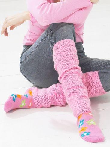 Knitting Pattern Leg Warmers Bulky Yarn : Yarns, Knitting and Legs on Pinterest