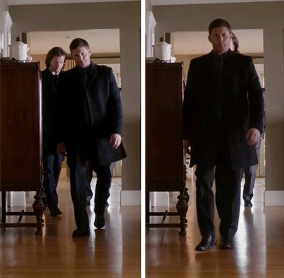 GIFSET - 11x13 Love Hurts - click through for more suit porn :)