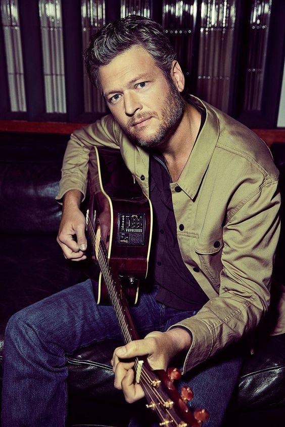 Blake Shelton Fan on                                                       …