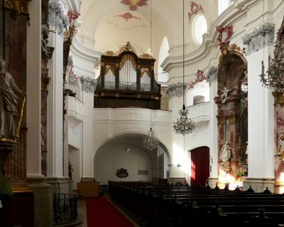 Linz, Minoritenkirche (Landhauskirche) – Organ index, die freie Orgeldatenbank