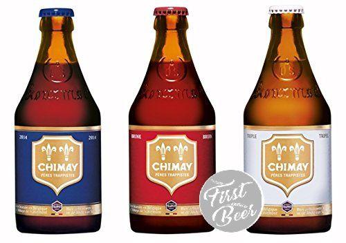 Bia Chimay nhập khẩu Bỉ