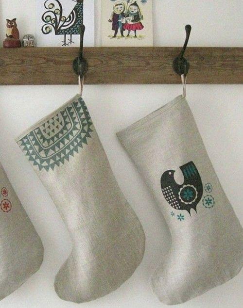 Handmade Icelandic Christmas Stockings From Roddy Ginger 39 S