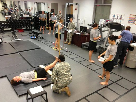 Military Spouse stationed overseas wanting to go to college for Physical Therapy or Occupational Therapy?