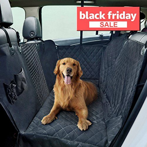Dog Seat Cover Pet Car Seat Covers Back Seat Cover For Pets With Mesh Window Side Flap Seat Be Dog Seat Belt Dog Car Accessories Dog Seat Covers