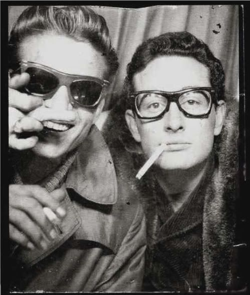 Buddy Holly! You can't ever live in Lubbock and not love this man.