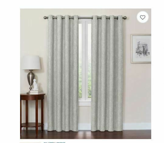Ebay Sponsored Quinn 120 Inch Grommet Top 100 Blackout Window