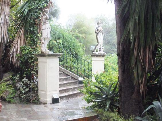 Korfu: Sissis Traumgarten im Achilleion