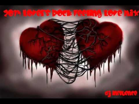 2014 LOVERS ROCK FEELING LOVE MIX by DJ INFLUENCE