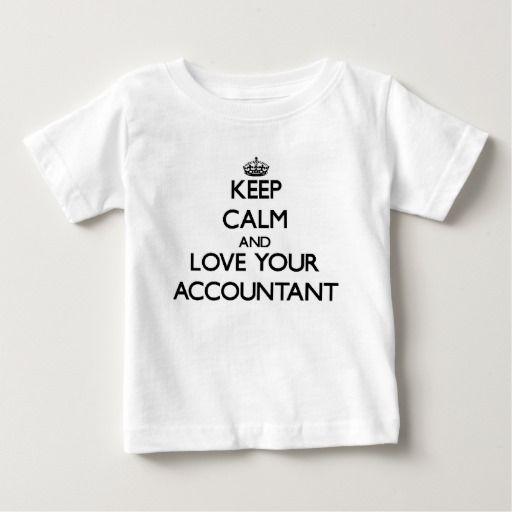 Keep Calm and Love your Accountant T Shirt, Hoodie Sweatshirt