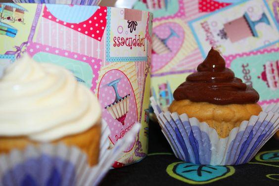 Receta Cupcakes sin azúcar | Dulcinoelia
