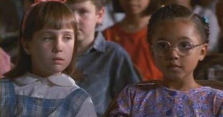 Remember Lavender from Matilda? She's all grown up now