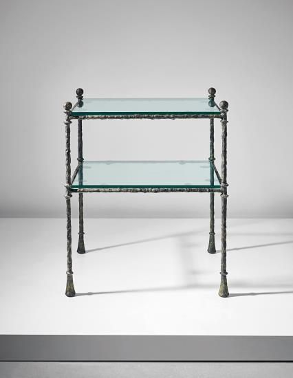 Feuilles Table by Diego Giacometti, c. 1968