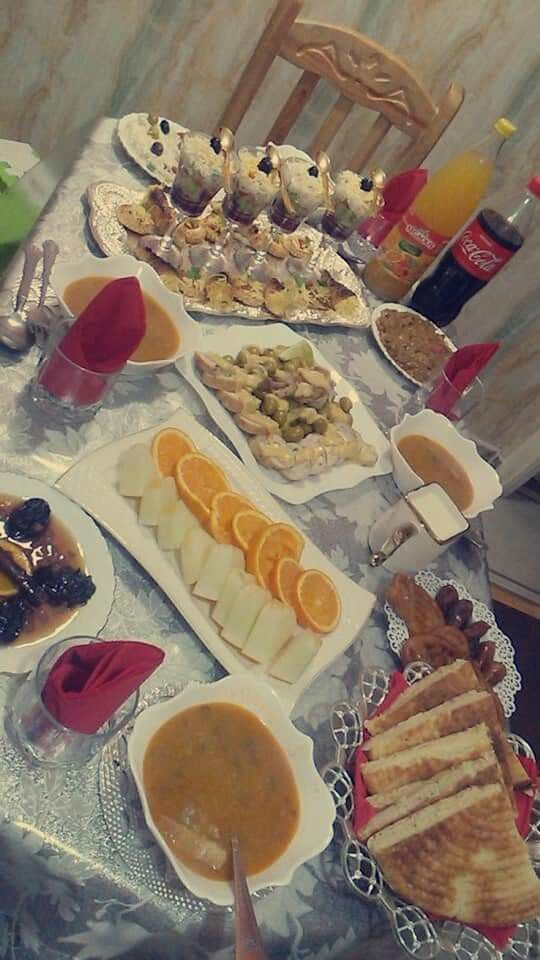 Table Algerienne طاولة أكل جزائرية Snap Food Food My Favorite Food