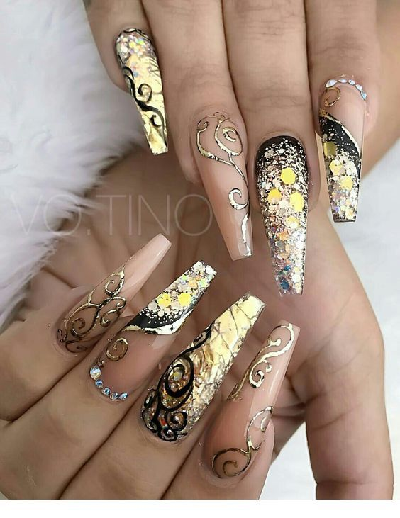 Expensive nails