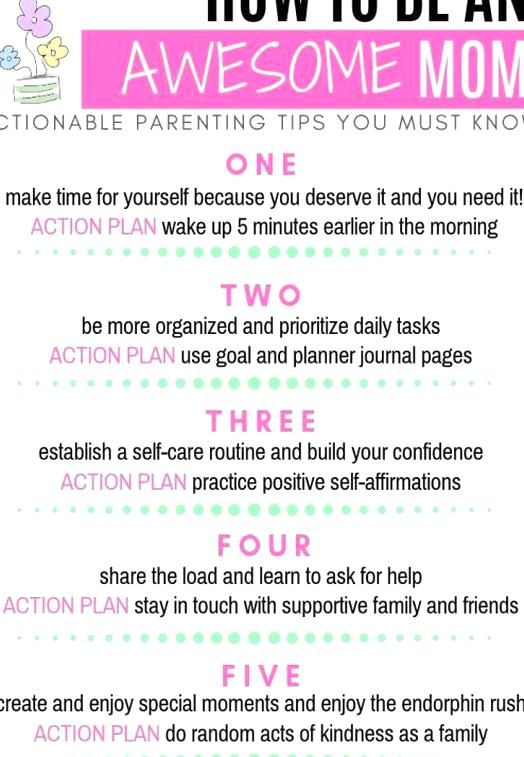 How To Be A Better Mom With 5 Great Parenting Hacks Be A Good Mom Using These Tips Mom Life Made Easy How To Be An Awesome Mo In 2020 Parenting
