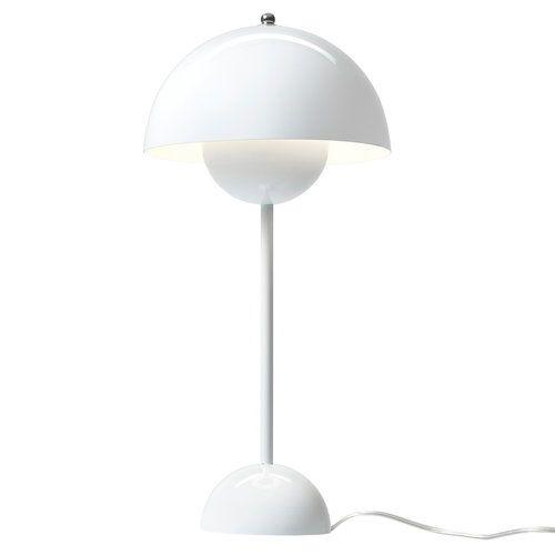 Tradition S Flowerpot Vp3 Table Lamp White Lamp Table Lamp Table Lamp Lighting