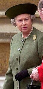 Queen Elizabeth, April 23, 2000 | Royal Hats