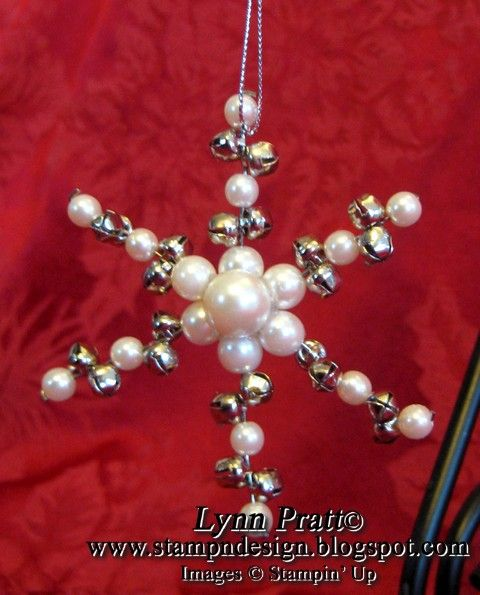 jingle bells and pearls