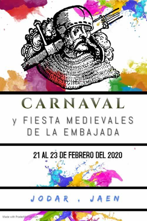 Carnaval Y Fiestas Medievales En Jodar Jaen Mercado Medieval En La Localidad De Jodar En La Provincia De Jaen Coincidiendo Fiesta Medieval Medieval Carnaval