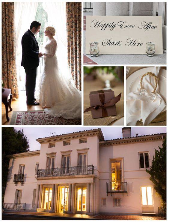 How to have a vintage style wedding southern california for Castle wedding venues southern california