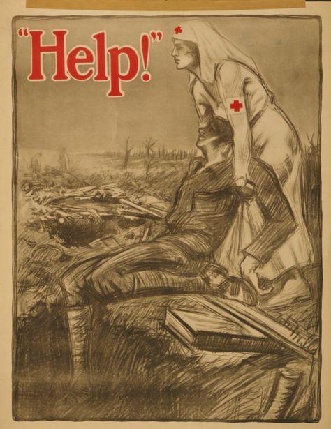 Los mejores carteles de propaganda de la Primera Guerra Mundial | OLDSKULL