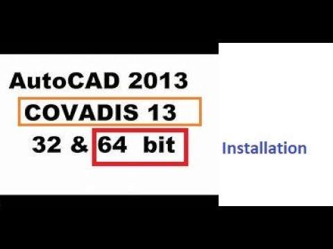 Covadis 13 Installation Complete Autocad Tech Company Logos Education