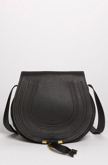 Chloe 'Marcie - Small' Leather Crossbody Bag - Designer Handbag