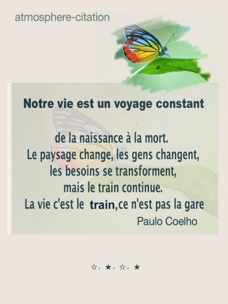 Voyage trains and paulo coelho on pinterest - Bureau change gare de l est ...