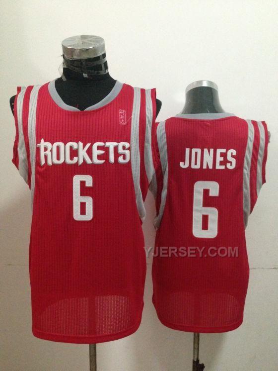http://www.yjersey.com/nba-houston-rockets-6-jones-red-jerseys.html NBA HOUSTON ROCKETS 6 JONES RED JERSEYS Only 34.00€ , Free Shipping!