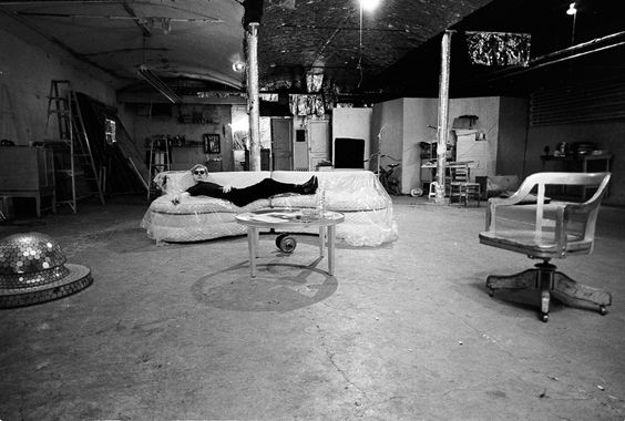 Stile industriale - Andy Warhol e la sua Factory