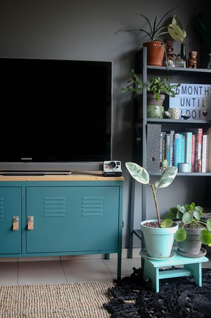 Sugar And Dinosaurs Diy Relooker Un Meuble Tv En Metal Ikea Ps Hack Meuble Tv En Metal Relooker Meuble Ikea