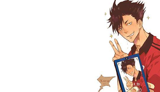 Anime Haikyu Tetsurō Kuroo 1080p Wallpaper Hdwallpaper Desktop In 2020 Anime Kuroo Haikyuu Wallpaper