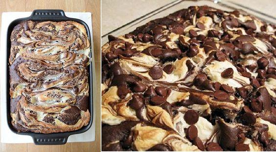 Le gâteau tremblement de terre! Une recette à faire frémir!