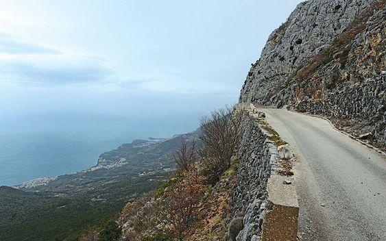 Sveti Jure Croatia: 1,743m