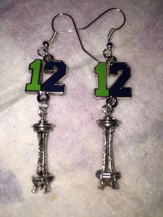 A personal favorite from my Etsy shop https://www.etsy.com/listing/263764986/seattle-seahawks-space-needle-12-man