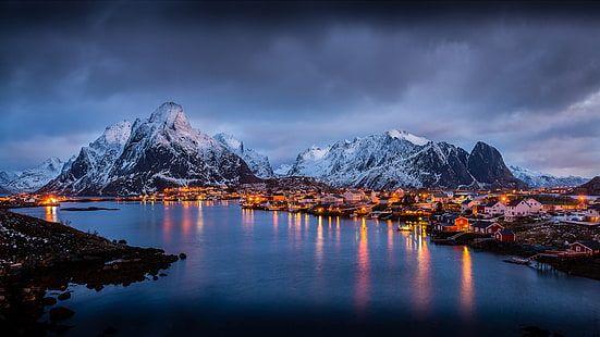 The Magic Islands Of Lofoten Norway Europe Winter Morning Light Landscape Desktop Hd Wallpape Hd Wallpapers For Pc Winter Wallpaper Desktop Landscape Wallpaper Beautiful europe wallpaper hd
