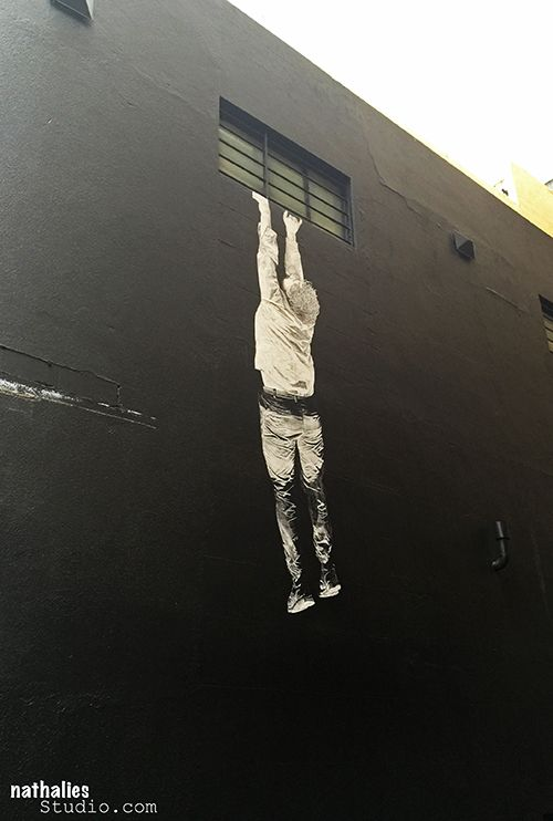 Street Art in Melbourne-Nathalie Kalbach