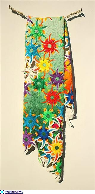 Extraordinary quilt