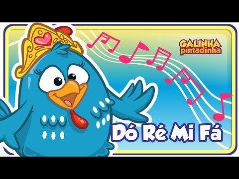 Do Re Mi Fa Clipe Musica Oficial Galinha Pintadinha Dvd 3