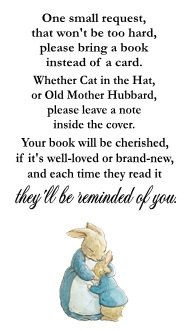 Childrens book quotes for baby shower