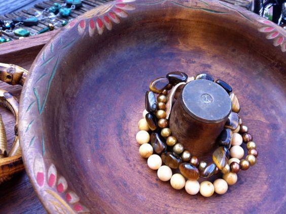 Yucatan Collection Bracelet by CasaBlahBlah on Etsy, $18.00
