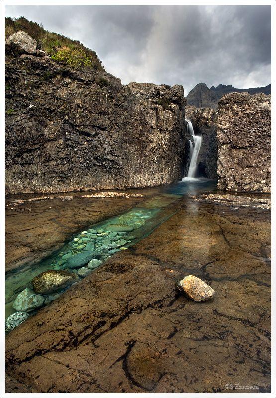 Fairy Pools, Isle of Syke