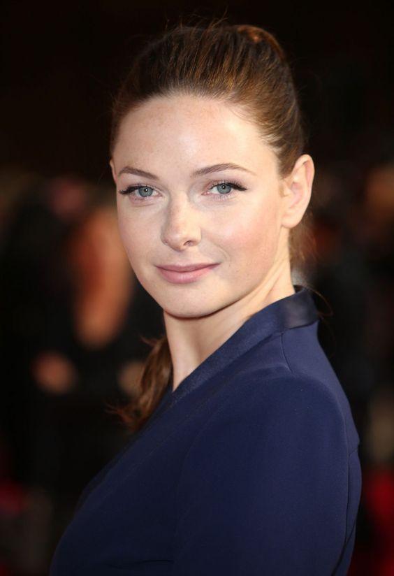 Rebecca Ferguson - Mission: Impossible - Rogue Nation Premiere in London