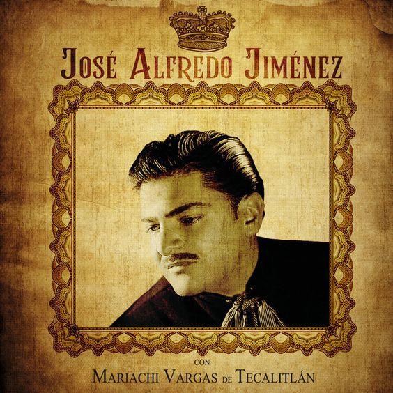 COFRE MUSICAL - Jose Alfredo Jimenez Con Mariachi Vargas (CD)